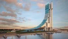 Argentina anuncia a construção do maior arranha-céu da América Latina