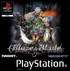Blaze & Blade - The Eternal Quest: Amazon.de: Games
