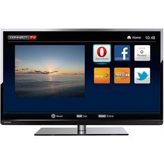 Smart TV LED 32 Semp Toshiba DL 32L2400 HD com Conversor Digital 3 HDMI 1 USB 60Hz + DVD Karaokê Semp SD 5093 com USB