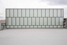 Théâtre de Liège | Liège, Belgium | Architect Pierre Hebbelinck | photo by François Brix