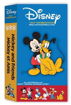 Mickey & Friends http://www.cricut.com/res/handbooks/MickeyandFriends_cw.pdf