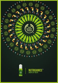 The Body Shop Campaign by Tom Anders Watkins
