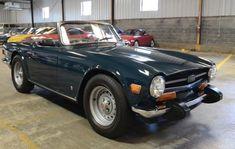 1974 Triumph TR6 For Sale Front