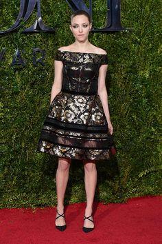 Amanda Seyfried Tony Awards 2015