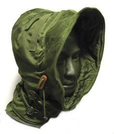 US ARMY KOREA Vietnam M1951 Parka Field hood ECWCS extreme cold weather cf1f4d9674d2