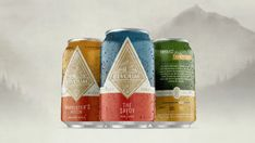 Consumer Brand Experience for Craft Cider Restaurant and Taproom / World Brand & Packaging Design Society Craft Packaging, Beer Packaging, Beverage Packaging, Branding Agency, Branding Design, Hard Cider Brands, Craft Cider, Burger Places, Restaurant Branding
