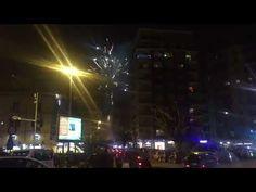Napoli: al Vomero fine dell'anno anticipata con botti all'impazzata