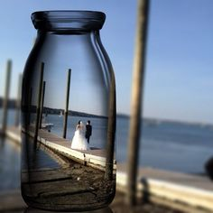 Saw this photo shoot of a wedding on the beach. - @Jessica Torok-Brown- #webstagram