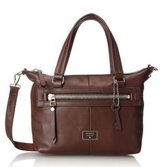 Fossil Dawson Satchel Espresso Leather Convertible Crossbody Handbag NWT$198     #Fossil #CrossbodyShoulderBagHandbag#new #nwt #sale #markdown #newlisting #freeshipping #reduced #toprated #positivefeedback #30returns #backpack #leather #handbag #bag #fossil #brown#purse #hobo #satchel #tote #shoulderbag Espresso #convertible #crossbody #xbody #dawson