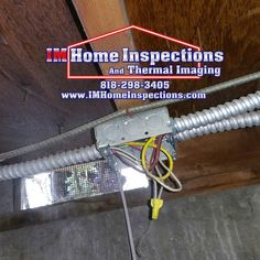 Open junction boxes in a crawlspace are a fire and safety hazard. Less than $1 in parts is the difference between safe and hazardous. #RealEstate #homeinspection #homeinspector #electricalsafety #crawlspace #sanfernandovalleyrealestate #sanfernandovalley #conejovalleyrealestate #santaclaritarealestate