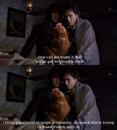 """Withnail & I """"one of the funniest saddest movies i've ever watched"""" Sad Movies, Saddest Movies, Withnail And I, Sci Fi Films, Film Base, Hooray For Hollywood, First Tv, One Liner, Film Quotes"""