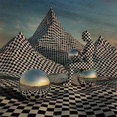 Breathtaking Digital Art by Leszek Bujnowski