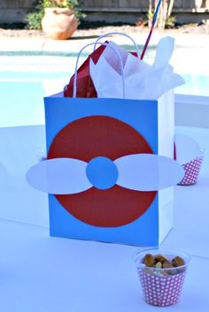 Gift bag for a boy all things katie marie: DIY