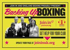 Community #boxing clubs across the UK need volunteers.