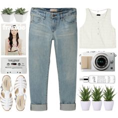 """""""it's like you're my mirror"""" by karm-a on Polyvore #OOTD"""