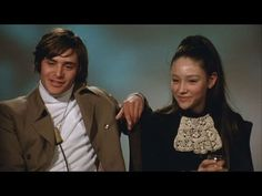 Then and Now: Leonard Whiting and Olivia Hussey (1967) - YouTube
