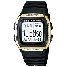 Casio W-96H-9AVDF Alarm Chronograph Digital Classic watch W96H 9A