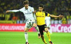 El Real Madrid no pudo sacarle la victoria al Dortmund - Mastrip.net