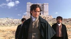 The Count of Monte Cristo: A Promise ,One of my favorite movies, Romans chapter 12 verse 19.