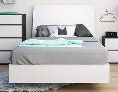 marcheline twin platform bed