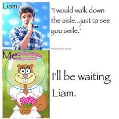 i'll be waiting for u liam