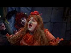 I loved Pufnstuf, and used to watch it after school whenever I could. Mama Cass Elliot  - Different