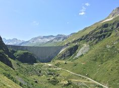Barrage de Moiry. Switzerland. Switzerland, Mountains, Nature, Travel, Voyage, Viajes, Traveling, The Great Outdoors, Trips