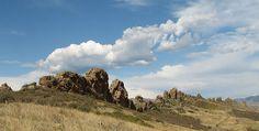 Devil's Backbone, near Loveland, Colorado.