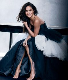 """""""We're two people who are really happy and in love"""" - Meghan Markle speaks about her relationship with Prince Harry for the first time  Meghan Markle is speaking out on her relationship with Prince Harry for the first time. In an interview withVanity Fair Meghan said that she and the British royal are """"really happy and in love.""""  The Suits actress who graces the cover of the society magazine's October issue has never spoken publicly about her affair with the fifth-in-line to the throne…"""