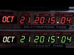 Happy #BTTF Day! The Back To The Future Trilogy is now playing. Get tickets and showtimes: http://regmovi.es/1Le9LmJ