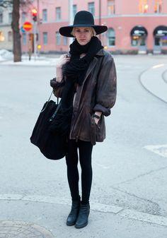 Piia - Hel Looks - Street Style from Helsinki
