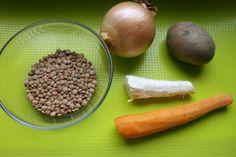 diversificare, retete sanatoase pentru copii, retete cu linte pentru copii Ethnic Recipes, Food, Bebe, Essen, Meals, Yemek, Eten