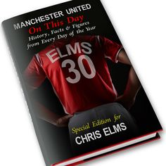 Personalised Manchester United On This Day Book This makes a great gift for the Man U addict in your life as well as adding the personal touch too, great for any occasion be it a birthday or Christmas, and with the option to add a personal message  http://www.comparestoreprices.co.uk/personalised-gifts/personalised-manchester-united-on-this-day-book.asp