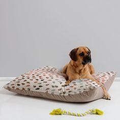 Hello Sayang Sweet Rose Petals Pet Bed | DENY Designs Home Accessories
