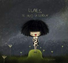 #Lunes - facebook.com/puro pelo