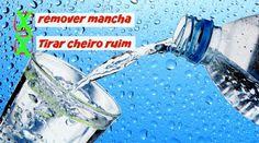 """Água com gás pode ser um dos melhores """"produtos de limpeza"""" DA VIDA: saiba usar"""