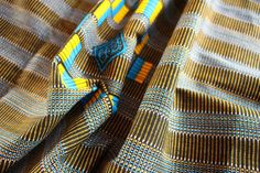 Kente Print Fabric Ankara African Print African by EtamStudio Ankara Fabric, African Fabric, Wedding Fabric, Unique Outfits, Crafts To Make, Printing On Fabric, Wax, Quilts, How To Make