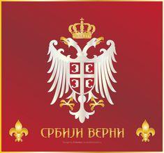 Zastava i grb Srbije - Serbian flag & coat of arms World Country List, Desktop Hd, Serbian Flag, Imperial Eagle, Double Headed Eagle, Belgrade Serbia, Flower Aesthetic, Central Europe, Hopeless Romantic