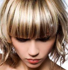 Hair Shimmers #DuneBlingspiration