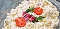 Érdekel a receptje? Kattints a képre! Kefir, Salad Dressing, Food Hacks, Food Tips, Grains, Salads, Rice, Recipes, Vaj