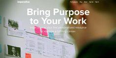 Imperative – Bring Purpose to Your Work / Twoja praca nabierze znaczenia http://www.start4app.pl/imperative/