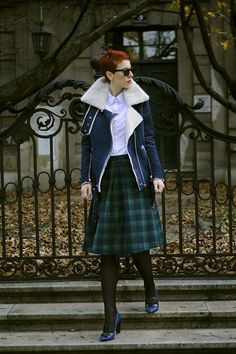 #streetstyle #style #fashion #streetfashion #tartan #plaid #flannel #asos #fashionfinder