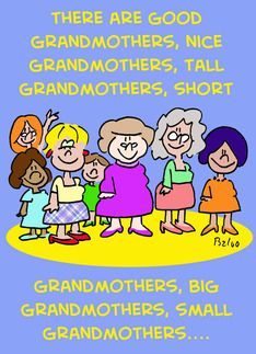 Great Grandmother Humor Mother's Day Greeting card by Baloo