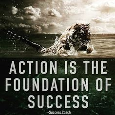Without ACTION there is no POSSIBILITY! Stop TALKING start DOING! TODAY! #quotes #driven #motivational #success