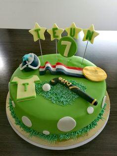 Hockey taart