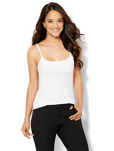 Shop Original BodyShaper Camisole - Solid. Find your perfect size online at the best price at New York & Company.
