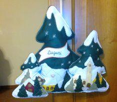 Ornaments, Navidad, Patterns