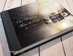 18 Wedding Albums Made In Italy Ideas Wedding Wedding Art Book Art