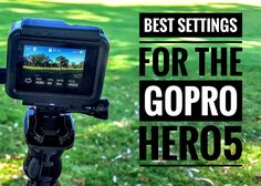 The GoPro HERO 5 is packed with more features than any other GoPro created. This can make picking the correct setting a very overwhelming task. In the first section of this blog I will explain all the main settings… Continue Reading →