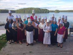 Palvelukeskussäätiön kokkaajat
